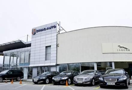 Business-ul cu masini noi al lui Tiriac a crescut cu 60 mil. euro intr-un an