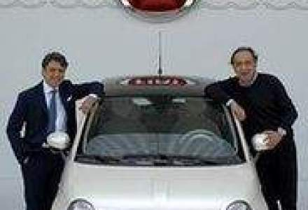 Fiat si Chrysler infiinteaza o companie mixta