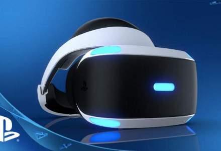 Sony anunta propria solutie de realitate virtuala. Valoarea companiei creste