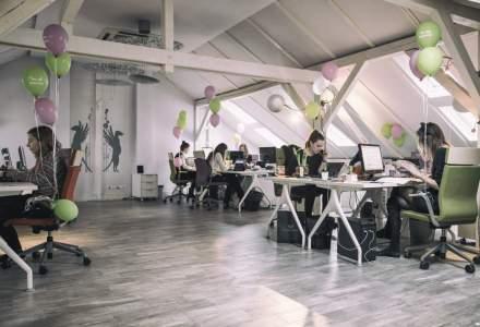 In vizita la agentia care priveste la stele: cum arata birourile 2activePR, un sediu creativ si care te inspira