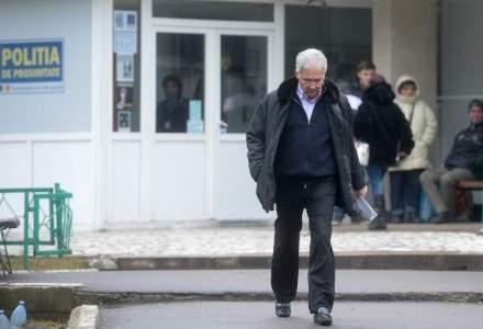 "Adriean Videanu este audiat la DIICOT in dosarul ""Romgaz-Interagro"""