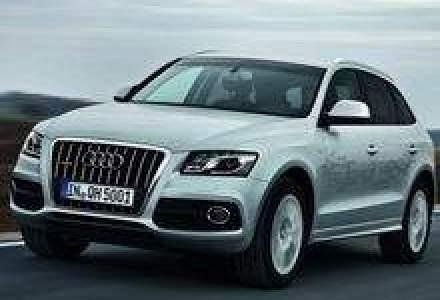 Q5 si A6, primii hibrizi de la Audi in 2012