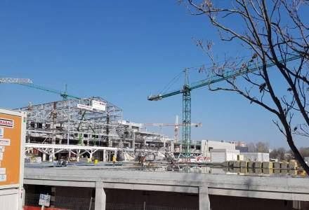 ParkLake se pregateste pentru inaugurarea celui mai mare centru comercial din 2016: peste 10 mil. vizitatori ii vor trece pragul in primul an