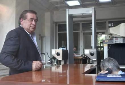 Ioan Niculae a fost adus din penitenciar la DIICOT pentru a i se aduce la cunostinta acuzatiile din dosarul Romgaz-Interagro