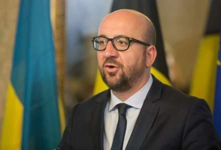 Premierul Belgiei, Charles Michel, confirma arestarea teroristului Salah Abdeslam