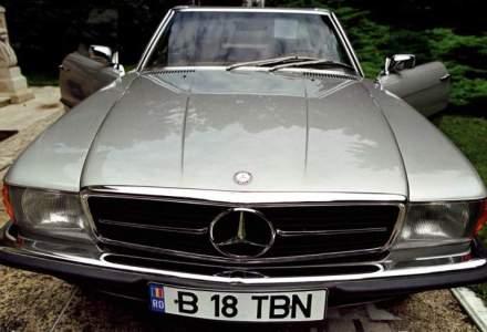 Mercedesul lui Ceausescu a fost vandut la licitatie cu aproape 50.000 de euro