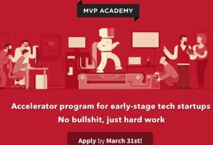 (P) Investitii de 1 milion USD si 13 produse lansate pe piata globala de absolventii programului de accelerare MVP Academy