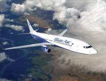 Blue Air anunta 3 rute noi...