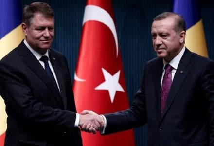 Presedintele turc: Muftiatul din Romania se ocupa de obtinerea autorizatiilor de constructie pentru moscheea din Bucuresti