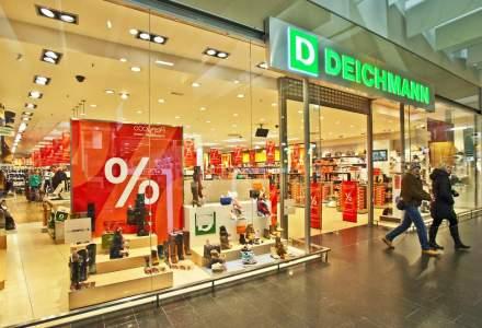 Deichmann a vandut incaltaminte de 73 milioane euro anul trecut, in Romania