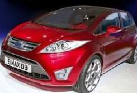 Ford aduce conceptul B-Max la Geneva, care va imprumuta elemente modelului de la Craiova