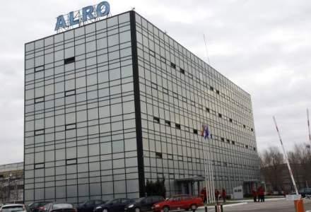 Pierderi mai mici pentru Alro in 2015