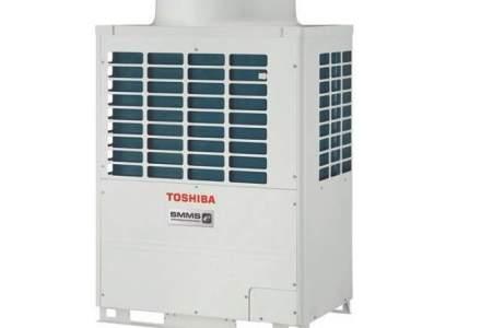 (P) Cele mai noi sisteme de aer conditionat Toshiba pentru proiecte rezidentiale mari ajung in Romania