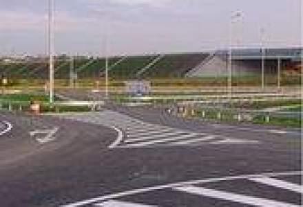 Pasajul Tunarii al centurii de nord a Capitalei a fost deschis circulatiei