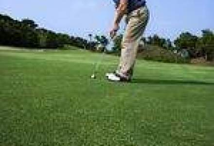 Arad - Teren de golf si centru sportiv