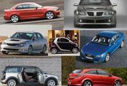 Doua treimi dintre posesorii de autoturisme detin masini rulate. Vezi ce modele prefera romanii