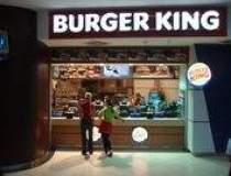 Buger King inaugureaza...