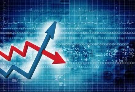 INS: Preturile productiei industriale au scazut in a doua luna a anului cu 1%