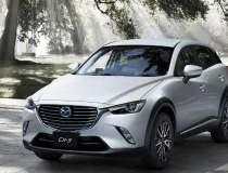 Mazda CX-3 a devenit cel mai...