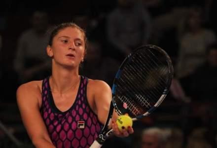 Irina Begu s-a calificat in sferturile de finala ale turneului de tenis de la Charleston