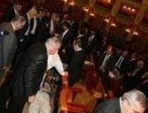 Protest fata de legile Boc -...