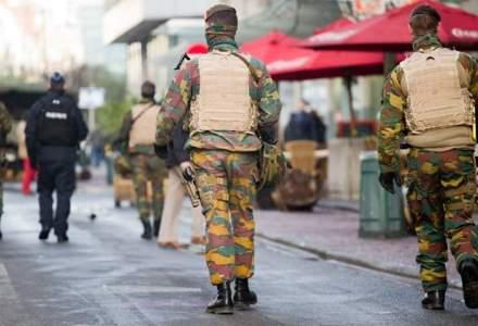 Noi arestari in Belgia: mai multi suspecti, inclusiv un complice al lui Abdeslam