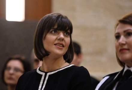 Codruta Kovesi: ''Se fac presiuni asupra procurorilor anticoruptie de oamenii deranjati de anchetele DNA''