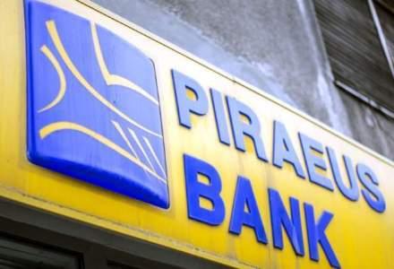 Piraeus Bank: Vom avea sucursale pentru clientii corporate, pentru IMM-uri si retail