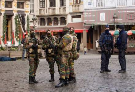 Autoritatile belgiene au inculpat patru suspecti, inclusiv pe Mohamed Abrini