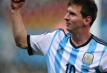 Lionel Messi, cel mai bine platit fotbalist din lume