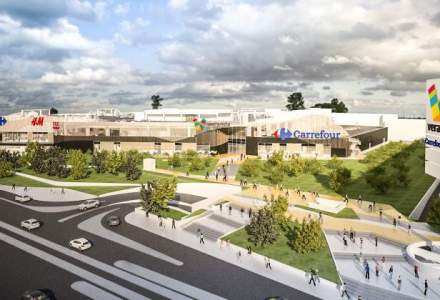 Familia Pogonaru investeste doua milioane de euro in infrastructura zonei Obor, in apropierea Veranda Mall