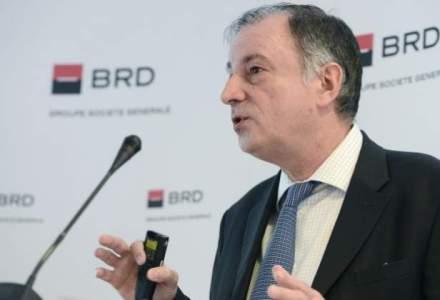 Ce spune seful BRD despre felul in care au comunicat bancile in privinta darii in plata: ARB si CPRB ar trebui sa fuzioneze