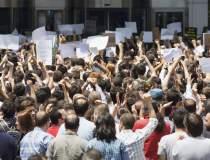 Protestele din Macedonia...