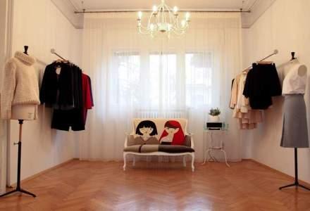 Dupa 8 ani in corporatie testeaza antreprenoriatul: a luat 10.000 euro de la stat si a deschis un atelier de moda