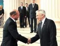 Basescu si Isarescu au...