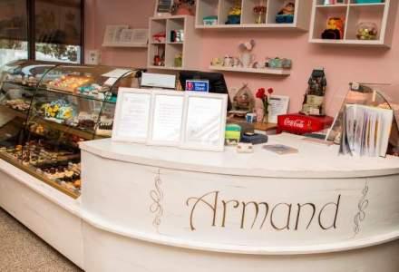 Proprietarii cofetariei Armand cauta sa extinda brandul in Bucuresti si alte orase: cat costa o franciza