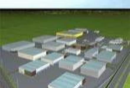 Cefin a rascumparat un parc industrial de la Europolis