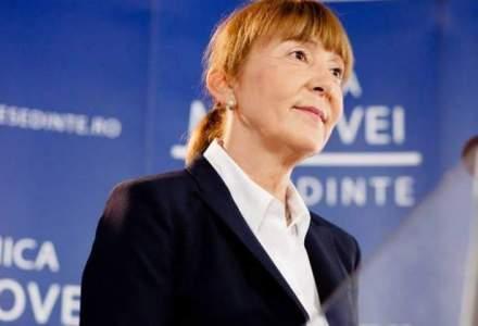 Monica Macovei: Furtul de voturi ar trebui sa insemne sfarsitul carierei pentru orice politician. USL, partasa