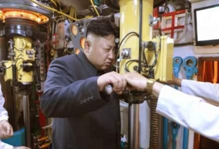 Phenian: Testul balistic coordonat direct de Kim Jong-Un, un succes. Seul si Washington au insa dubii