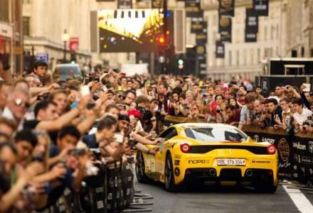 Cursa cu masini Gumball 3000 ajunge in Romania in mai