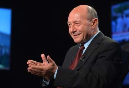 Traian Basescu a fost audiat la Parchetul Militar