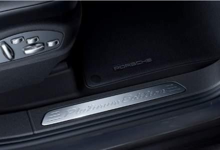 Porsche anunta o noua editie limitata pentru SUV-ul Cayenne