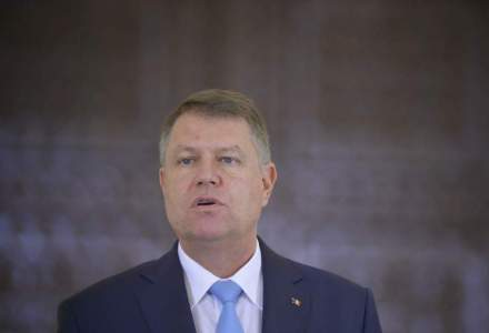 Klaus Iohannis a promulgat Legea darii in plata