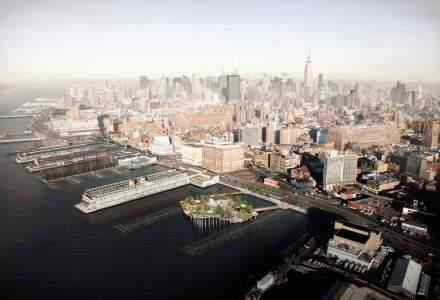 Unda verde pentru constructia primului parc plutitor din SUA: cum va arata unul dintre cele mai controversate proiecte din Statele Unite