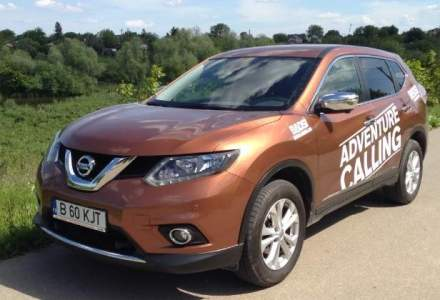 Test drive cu a treia generatie Nissan X-Trail: transformarea