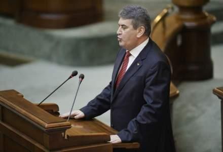 Gabriel Oprea, fostul ministru al Internelor, a ajuns la DNA pentru a i se pune sechestru pe o parte din avere