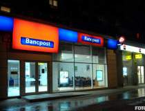 Bancpost creste cu 10% pe...