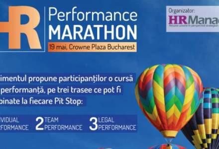 (P) Incepe cursa spre performanta! Performance Management Marathon, 19 mai 2016, Hotel Crowne Plaza Bucuresti