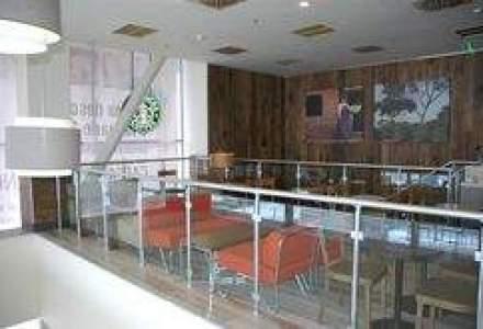 Starbucks a investit peste 300.000 euro in redeschiderea cafenelei din Bucuresti Mall