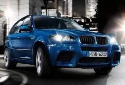 BMW, primul loc in clasa premium din Romania cu vanzari de 85 mil. euro